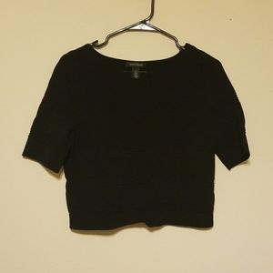 White House Black Market cropped top laying piece